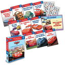 Reading Adventures Cars Level 1 Boxed Set [With 86 Stickers and Parent Letter, a...
