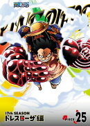 ONE PIECE ワンピース 17THシーズン ドレスローザ編 PIECE.25