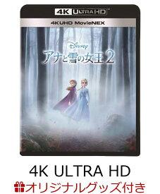 【楽天ブックス限定オリジナル配送BOX】アナと雪の女王2 4K UHD MovieNEX+オリジナルポストカード&ホルダーセット+コレクターズカード【4K ULTRA HD】 [ イディナ・メンゼル ]