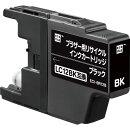 LC12BK互換リサイクルインクカートリッジ ブラック ECI-BR12B エコリカ