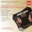【輸入盤】Samson Et Dalila: Myung-whun Chung / Bastille Opera Domingo W.meier Ramey (+cd-rom)