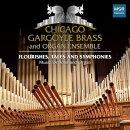 【輸入盤】『ファンファーレ、物語と交響曲〜吹奏楽とオルガンのための作品集』 シカゴ・ガーゴイル・ブラス&オル…