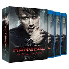 HANNIBAL/ハンニバル3 Blu-ray BOX【Blu-ray】 [ ヒュー・ダンシー ]