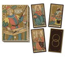 Golden Wirth Tarot Grand Trumps
