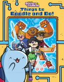 Bravest Warriors: Things to Doodle and Do!