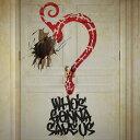 【先着特典】WHO'S GONNA SAVE US (写真集付き限定盤) (A2スペシャルポスター(予定)付き) [ HYDE ]