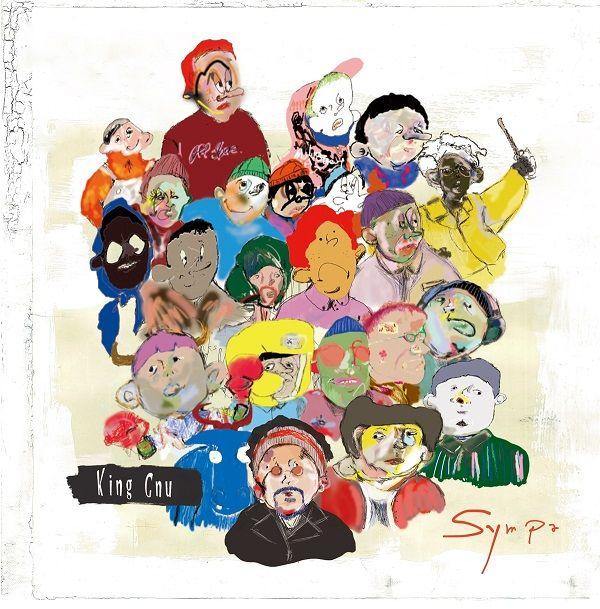 Sympa (初回限定盤 CD+DVD) [ King Gnu ]