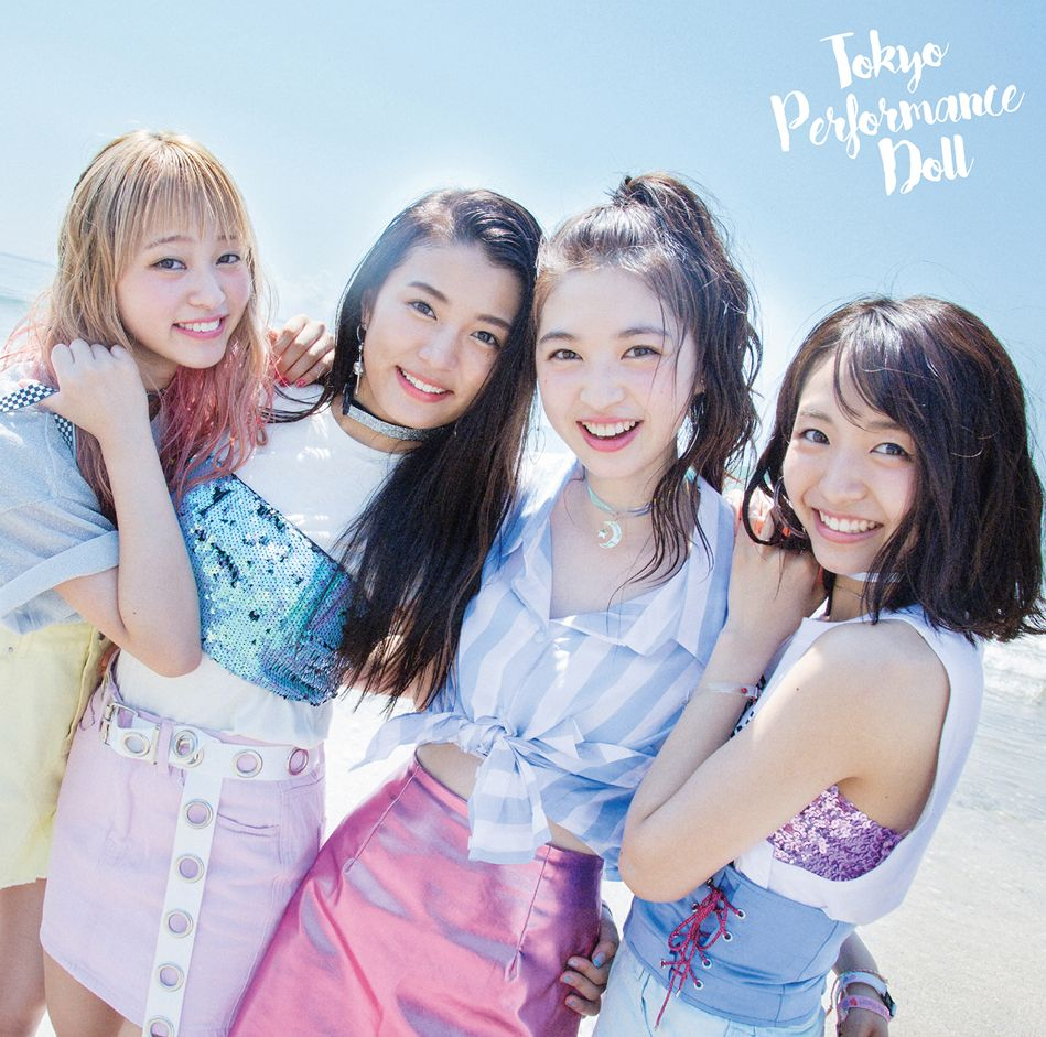 Summer Glitter (初回限定盤A CD+DVD) [ 東京パフォーマンスドール ]
