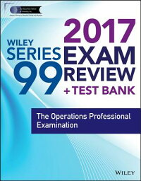WileyFinraSeries99ExamReview2017:TheOperationsProfessionalExamination[Wiley]
