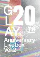 20th Anniversary LIVE BOX VOL.2