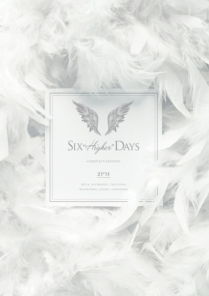 """2PM Six """"HIGHER"""" Days -COMPLETE EDITION- Blu-ray完全生産限定盤【Blu-ray】 [ 2PM ]"""