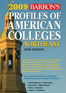 Barron's Profiles of American Colleges: Northeast