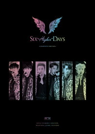 "2PM Six ""HIGHER"" Days -COMPLETE EDITION- DVD完全生産限定盤 [ 2PM ]"