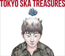【楽天ブックス限定先着特典】TOKYO SKA TREASURES 〜ベスト・オブ・東京スカパラダイスオーケストラ〜 (3CD) (オリジナルチケットフォルダ付き) [ 東京スカパラダイスオーケストラ ]
