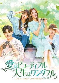 愛はビューティフル、人生はワンダフル DVD-BOX2 [ ソル・イナ ]