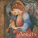 2018 Angels Wall Calendar