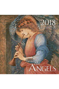 2018AngelsWallCalendarCAL2018-THEANGELSCATHWALL[TanBooks]