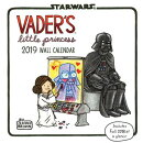 2019 WALL CALENDAR:VADER'S PRINCESS