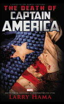 Captain America: The Death of Captain America Prose Novel