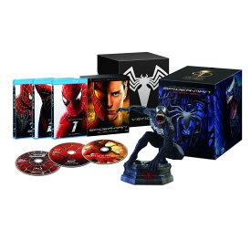 コロンビア映画90周年記念『スパイダーマン』ヴェノム・フィギュア付きBOX(初回生産750個限定)【Blu-ray】 [ トビー・マグワイア ]