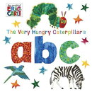VERY HUNGRY CATERPILLAR'S ABC,THE(BB)