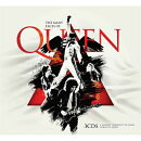 【輸入盤】Many Faces Of Queen (3CD)