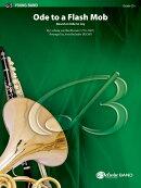 【輸入楽譜】ベートーヴェン, Ludwig van: 歓喜のフラッシュ・モブ(交響曲 第9番「歓喜の歌」より)/ブルーベイカー…