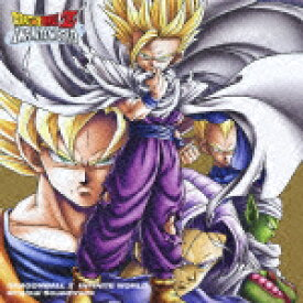 PS2用ゲームソフト::『ドラゴンボールZ インフィニットワールド』オリジナルサウンドトラック [ (ゲーム・ミュージック) ]