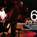 July 6th The Great Jazz Trio Live at Birdland N.Y.