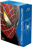 スパイダーマン トリロジーBOX【Blu-ray】 【MARVELCorner】