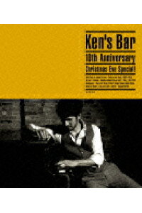 平井堅/Ken's Bar 10th Anniversary Christmas Eve Special!