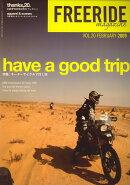 FREE RIDE MAGAZINE (フリーライドマガジン) 2009年 02月号 [雑誌]