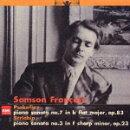 EMI CLASSICS 決定盤 1300 297::プロコフィエフ:ピアノ・ソナタ 第7番「戦争ソナタ」/スクリャービン:ピアノ・ソナ…
