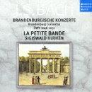ドイツ・ハルモニア・ムンディ バッハ名盤撰 2::バッハ:ブランデンブルク協奏曲集(全曲)