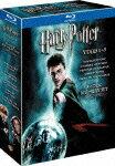 ハリー・ポッター 第1章〜第5章 Blu-rayお買い得パック【Blu-ray】