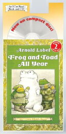 Frog and Toad All Year Book and CD [With Frog and Toad All Year Book]