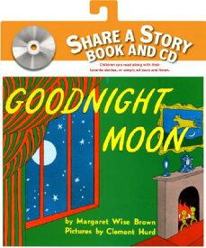 GOODNIGHT MOON(PB W/CD) [ MARGARET WISE/HURD BROWN, CLEMENT ]