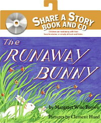 The_Runaway_Bunny_With_CD_(Au