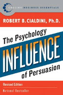 INFLUENCE:PSYCHOLOGY OF PERSUASION R/E(B