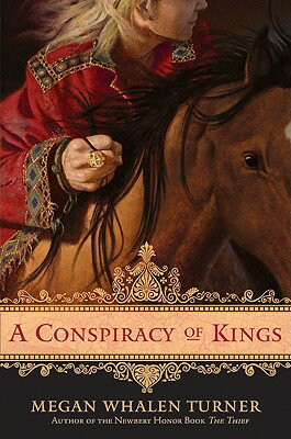 A Conspiracy of Kings CONSPIRACY OF KINGS (Thief of Eddis (Hardcover)) [ Megan Whalen Turner ]