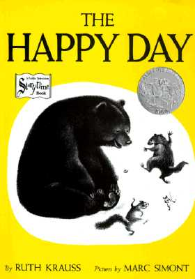 The Happy Day HAPPY DAY (Rise and Shine) [ Ruth Krauss ]