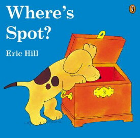 WHERE'S SPOT(COLOR)(P) [ ERIC HILL ]