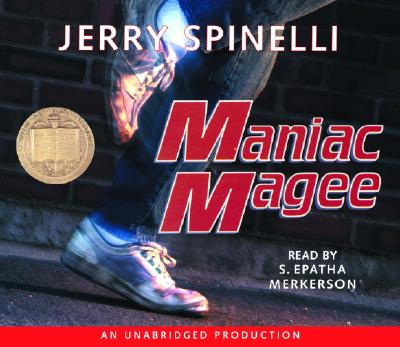 Maniac Magee MANIAC MAGEE 4D [ Jerry Spinelli ]