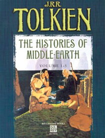 Histories of Middle Earth 5c Box Set MM HISTORIES OF MIDDLE EARTH 5C B [ J. R. R. Tolkien ]
