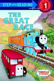 The Great Race (Thomas & Friends) GRT RACE (THOMAS & FRIENDS) (Step Into Reading - Level 1 - Quality) [ Kerry Milliron ]