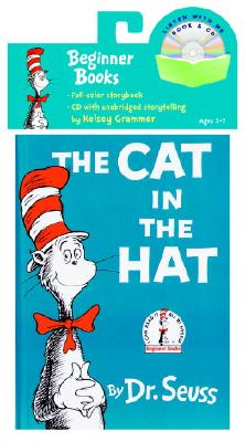 The Cat in the Hat Book & CD [With CD] CAT IN THE HAT BK & CD [ Dr Seuss ]