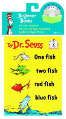 ONE FISH,TWO FISH,RED FISH,BLUE(P W/CD)