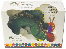 The Very Hungry Caterpillar Board Book and Plush [With Plush] BOXED-VERY HUNGRY CATERPILLAR [ Eric Carle ]