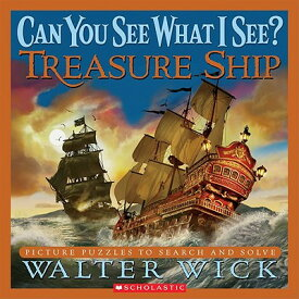 Can You See What I See?: Treasure Ship: Picture Puzzles to Search and Solve CAN YOU SEE WHAT I SEE CAN YOU (Can You See What I See?) [ Walter Wick ]