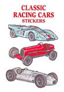 CLASSIC RACING CARS STICKERS